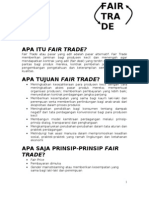 Apa Itu Fair Trade