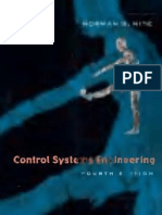 Control Systems Engineering by NORMN NISE