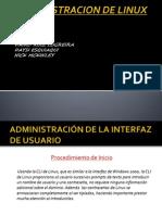Admin is Trac Ion de Linux
