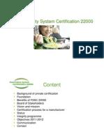 Basics FSSC 22000