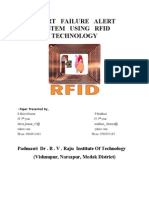 Heart Failure Alert System Using Rfid Technology Final