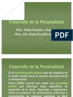 Desarrollo de La Personal Id Ad