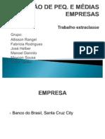 GESTÃO DE PEQ