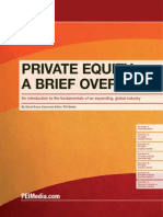 Private Equity a Brief Overview 1688