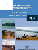 24891527 Cities Development Strategies for Improved Urban Environment and Poverty Reduction in the Lake Victoria Region[1][1]