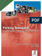 Parking Standards