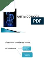 DIAPOSITIVAS DE ANTIMICOTICOS