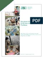 Tiêu chuẩn PAD/ ASC trong nuôi cá  Tra/Basa