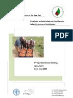 Tripartite Progress Report