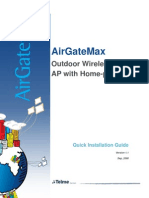 Air Gate Max Userguide