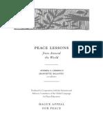 Peace Lessons Final