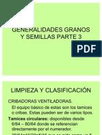 General Ida Des Granos y Semillas Parte 3