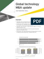 3Q11 Global Tech M&a Update 3Nov11