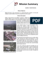 Live Mission Summary_Central America