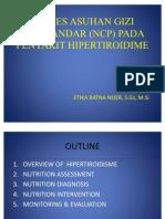 NCP hipertiroid