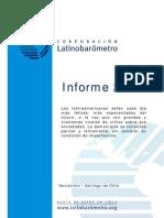 Informe Latinobarometro 2008