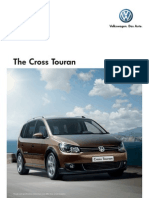 Cross Touran Brochure