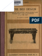 Lathe Bed Design