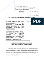 Opposition to Request for Subpoenae Feb2 A1132