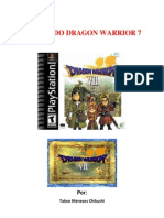 Detonado Dragon Quest VII