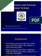 Smart Sensors and Network Sensor Systems