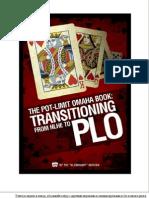 Три Нгуен - Книга по пот-лимит Омахе (переход из NLH в PLO)