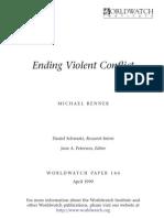 Ending Violent Conflict