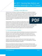 Huawei Report 2011- Securing New Markets and Gaining Competitive Advantage in the LTE Domain - SAMPLE