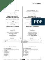 Het volledige verslag met de voorstelling door de Staatssecretaris en de replieken  53K1944037
