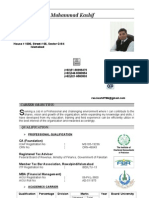 Kashif CV