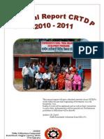 Annual Report CRTDP