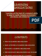 27594497 Hrm Learning Organizations Ppt