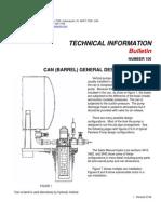 Tib 100 Can Barrel General Design