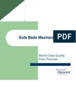 Sofa Bed Catalogue Oct 2011 | Flexirest