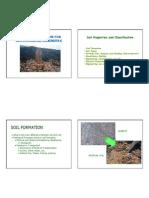 B Soil Classification