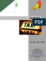 Statistik Taxi 2010