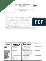 Proiect de Interventie Psihopedagogica + Vi b