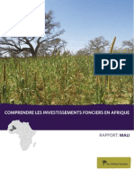 Comprendre les investisssements fonciers en Afrique_ex.du MALI_[By The Oakland Institute]