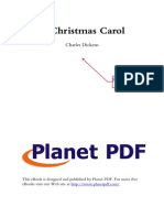 A Christmas Carol -Charles Dickens