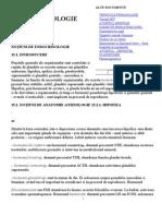 NOTIUNI DE ENDOCRINOLOGIE