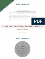 Rasa Shastra Volume1