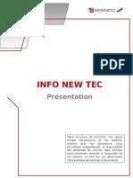 Présentation INFO NEW TEC-1