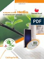 Energia Solar Gama Helio Catalogo Comercial