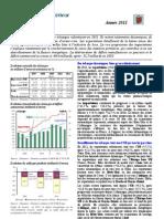 Les chiffres ducommerce extérieur français 2011