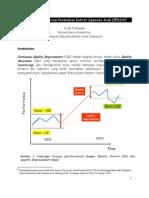 Dody Firmanda 2012 - Pelatihan Tracer Methodology bagi Asesor/Surveyor Reakreditasi IPDSA (Institusi Pendidikan Dokter Spesialis Anak)