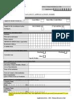 AB Bank Zambia Application Form