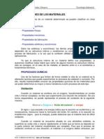 Caracteristicas de Los Materiales.ensayos