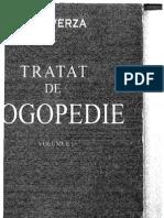 Emil Verza - Tratat de Logopedie Vol.1