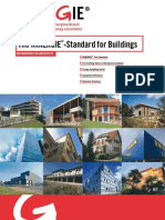 The MINERGIE Standard for Buildings