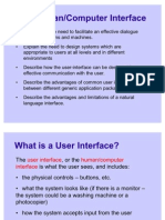 2-10 User Interfaces